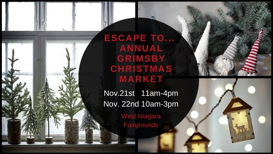 2020 Grimsby Christmas Market Banner