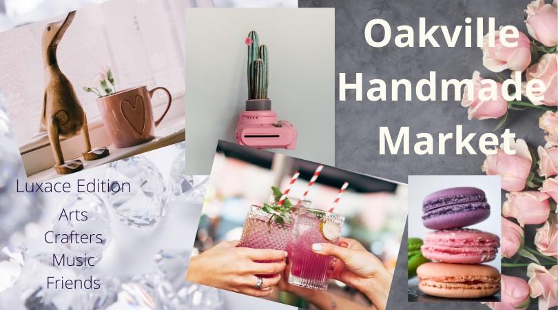 Oakville Handmade Market Banner